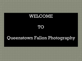 Queenstown Couples Photography