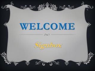 Top Sign Writers in Wangar