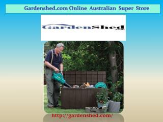 Garden Sheds, Timber Sheds, Absco Sheds For Sale.