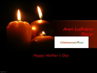 Send Mother's Day flowers to Ludhiana