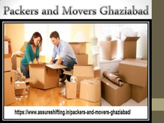 Movers and Packers Ghaziabad