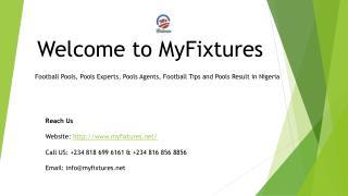 Pools agents, Football Pools