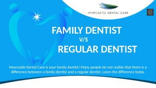 Finding the Right Dentist for Your Family