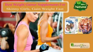 Best Weight Gainer Supplements for Skinny Girls, Gain Weight Fast