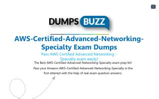 Amazon AWS-Certified-Advanced-Networking-Specialty Test vce questions For Beginners and Everyone Else