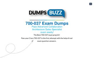 Cisco 700-037 Dumps Download 700-037 practice exam questions for Successfully Studying