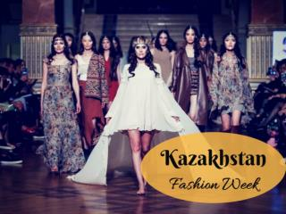 Kazakhstan Fashion Week SS 2018