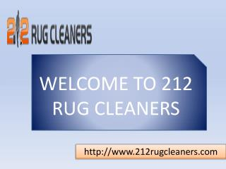 212 rug cleaner ny