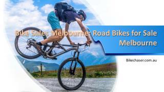 Bike Sales Melbourne: Road Bikes for Sale Melbourne