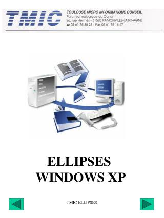 ELLIPSES  WINDOWS XP