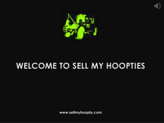 Instant Cash for Junk or Garbage Cars – SellmyHoopty