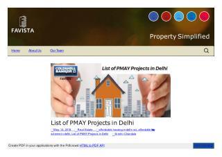 affordable housing in delhi ncr