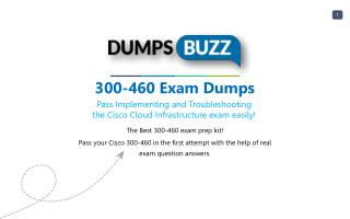 Buy 300-460 VCE Question PDF Test Dumps For Immediate Success