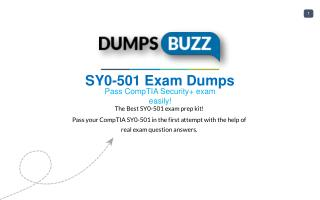 CompTIA SY0-501 Test vce questions For Beginners and Everyone Else