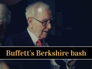 Buffett's Berkshire bash