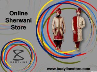 Online Sherwani Store