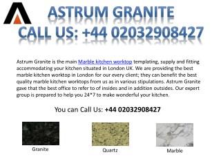 Best Marble Kitchen Worktops in London UK   Astrum Granite