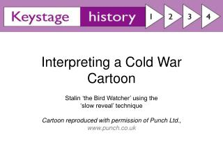 Interpreting a Cold War Cartoon