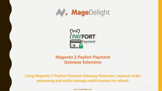 Improve Checkout Process With Magento 2 Payfort Payment Gateway Extension
