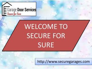 garage door service englishtown