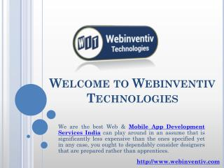Choosing the Best Logo Design And Web Designing Company in India at Webinventiv Technologies