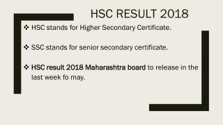 PPT - HSC result 2018 PowerPoint Presentation - ID:7870931