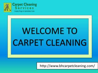 Carpet Cleaning Services Manhattan