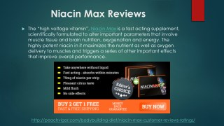 Niacin Max Supplement Where to Buy ?