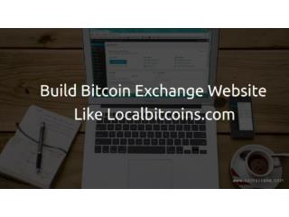 Top-Most Local Bitcoin Exchange website features published by coinsclone!