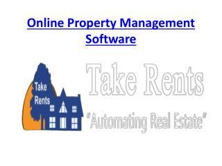 Online Property Management Software