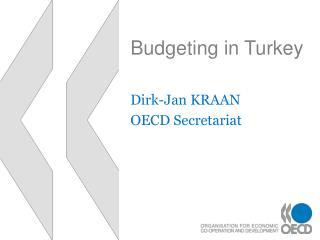 Budgeting in Turkey