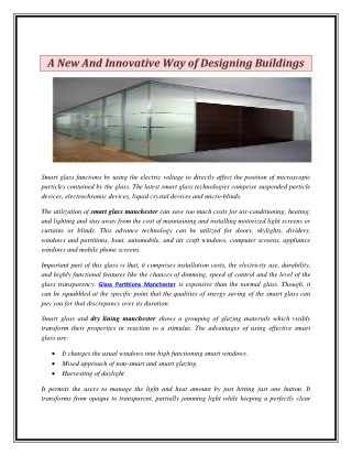 A New And Innovative Way of Designing Buildings.pdf