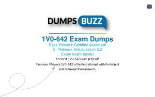 VMware 1V0-642 Braindumps - 100% success Promise on 1V0-642 Test
