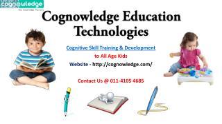 Cognitive Skill Training Program in India
