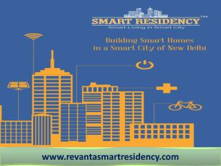 Dwarka Embassy Area Housing For All 2022 completed for Delhi Awas Yojna is the Revanta Smart Residency