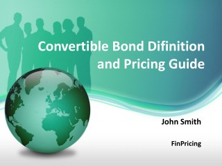 A Guide to Pricing Convertible and Reverse Convertible Bond