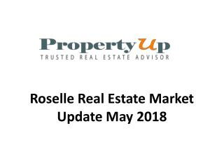 Roselle Real Estate Market Update May 2018