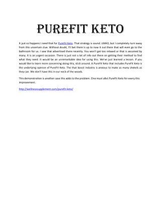 http://wellnesssupplement.com/purefit-keto/