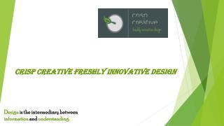 Crisp Creative Design Company in Cape Town
