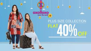 Buy Online Plus size Clothes for women from Oxolloxo