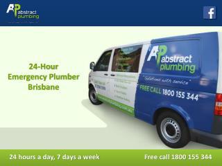 24-Hour Emergency Plumber Brisbane