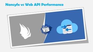 Nancyfx vs Web API Performance