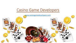 casino game developers