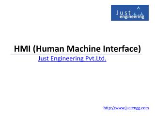 Introduction to HMI (Human Machine Interface) | Just Engineering