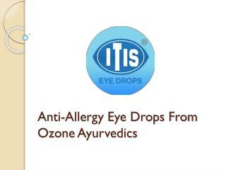 Anti-Allergic Eye Drop-ITIS