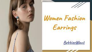 Earrings for Women – Mother of pearl Earrings