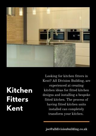 Kitchen Fitters Kent