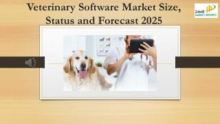 Veterinary Software Market Size, Status and Forecast 2025
