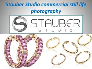 Stauber Studio commercial still life photography