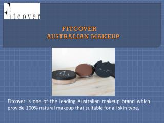 Find best Australian Makeup- Mineral makeup, Waterproof Makeup